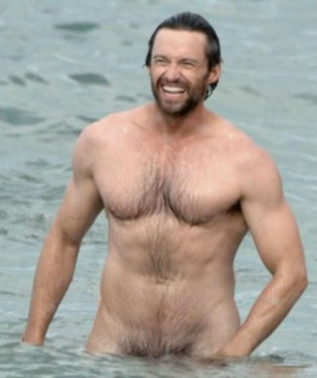 Hugh Jackman Se Paseó Desnudo En Un Balneario Japonés Unicas