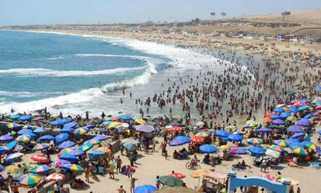 ¿Sabes qué playas de Lima son saludables para que disfrutes plenamente de este verano 2014?