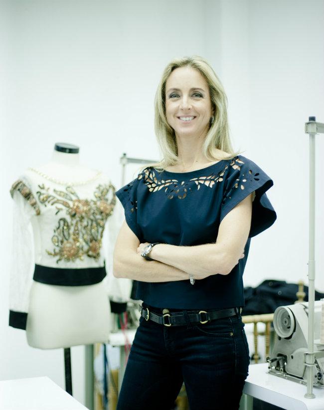 ba45417c10 Ani Álvarez Calderón presenta hoy su colección en LIF Week 2014 - Unicas