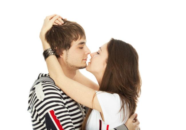 Etapas en la pareja