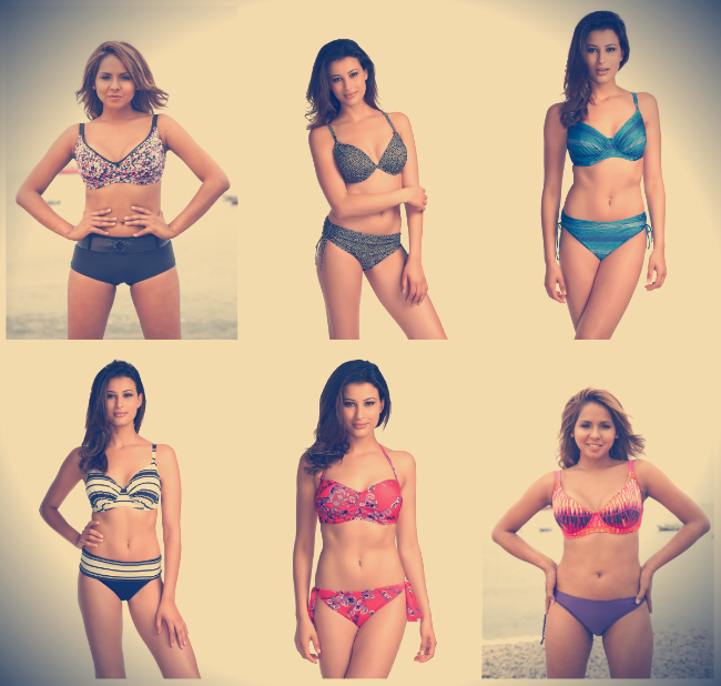 ff0c684678b4 La marca Ambrosia innova con bikinis para mujeres de busto grande ...